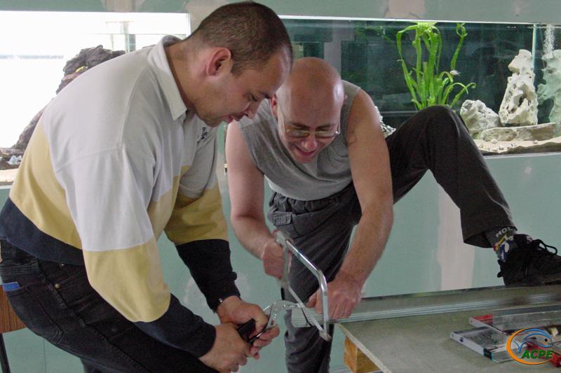 15 mai 2003, un travail d'équipe