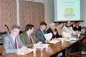 15 octobre 2004, assemblée générale du CSADN