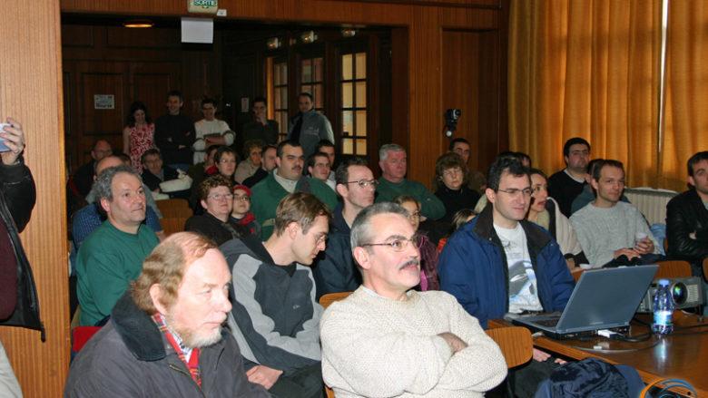 5 mars 2005, réunion AFC à Vernon