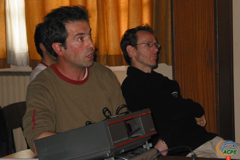 20 mai 2006, réunion régionale AFC à Vernon