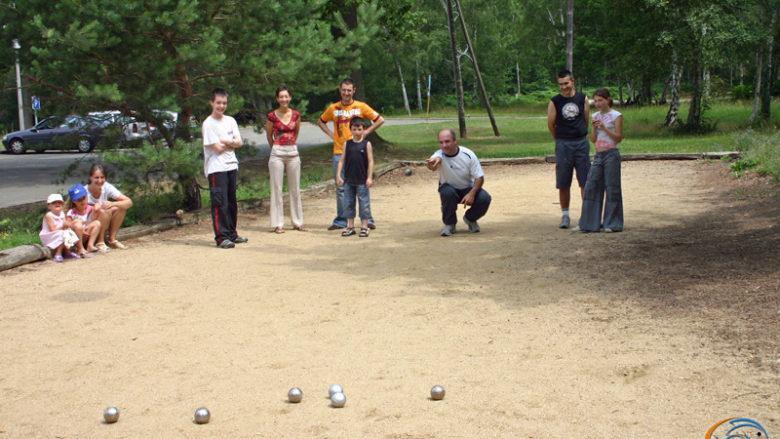 Week end cohésion des 22 et 23 juillet 2006