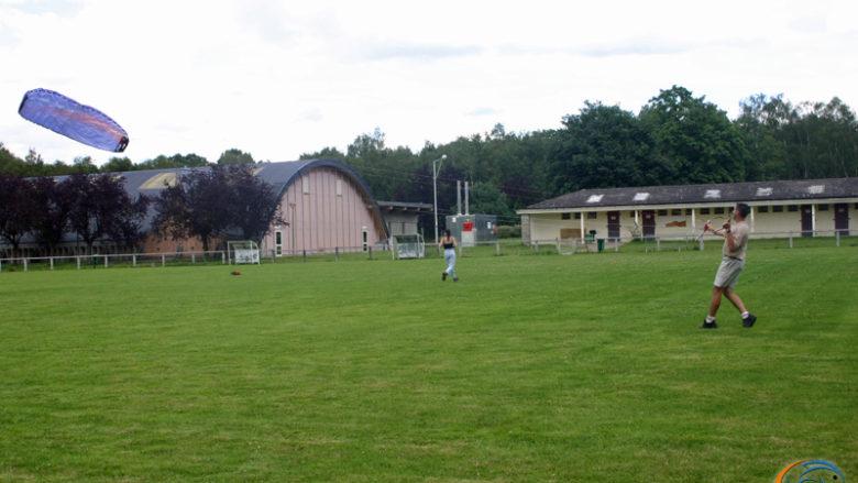 21 et 22 juillet 2007, week-end cohésion du club