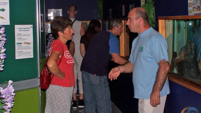 15 et 16 septembre 2007, portes ouvertes avec expo thématique sur les vivipares