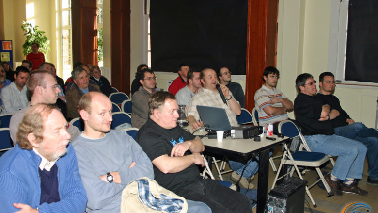 9 février 2008, réunion AFC à Vernon
