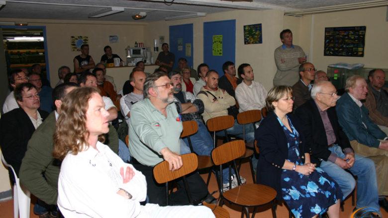 7 juin 2008, réunion AFV et KCF à Vernon