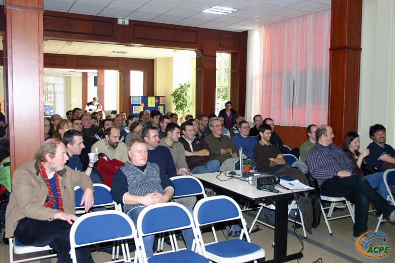 22 novembre 2008, réunion AFC à Vernon