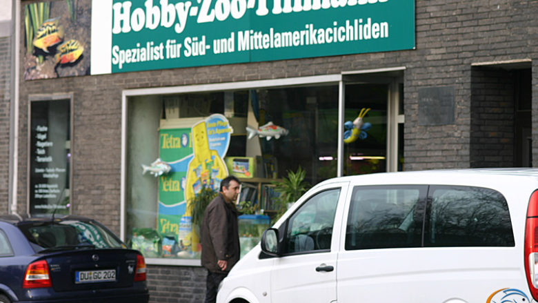 13 et 14 mars 2009, bouyage en Allemagne et aux Pays-Bas