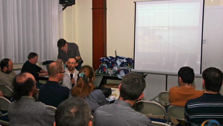 27 mars 2010, réunion AFC Normandie à Vernon sur le thème du Lac Victoria