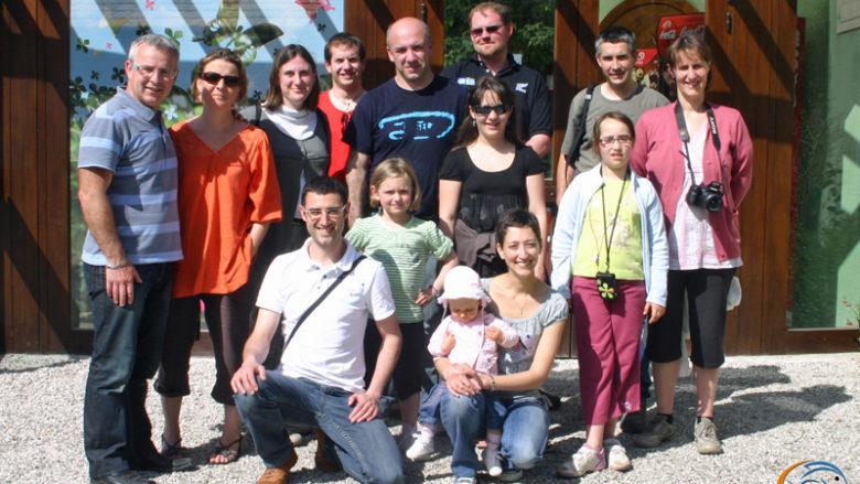 25 avril 2010, sortie au Naturospace de Honfleur