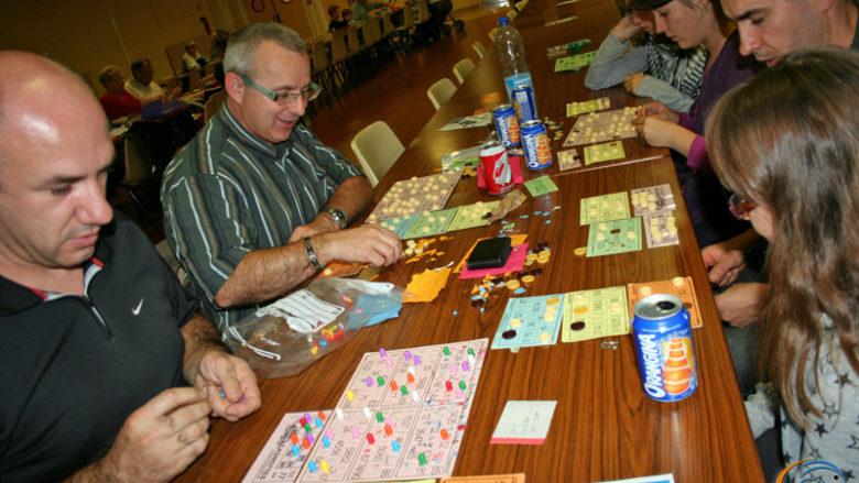 22 octobre 2010, le club participe à un loto, au profit du Téléthon