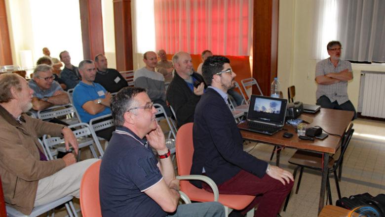 12 avril 2014, réunion AFC organisée à Vernon