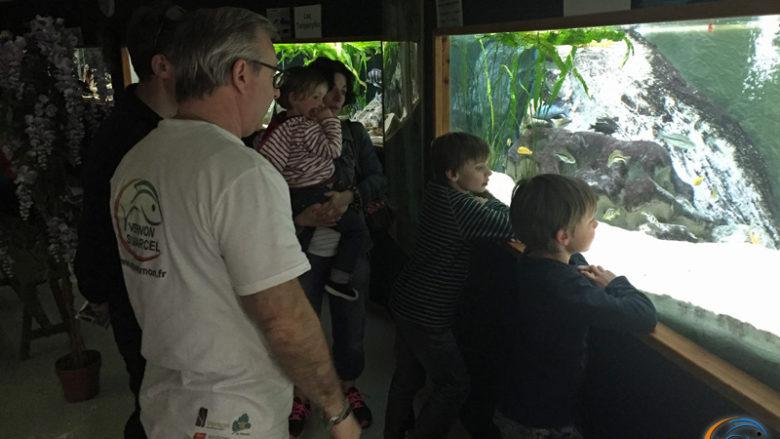 1er mai 2016, week-end aquariophile