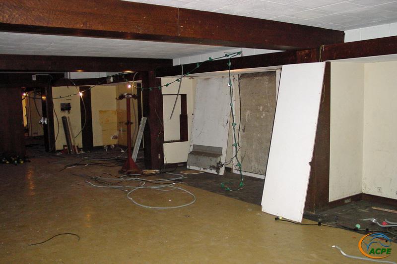 07 juin 2001, dépose des circuits électriques