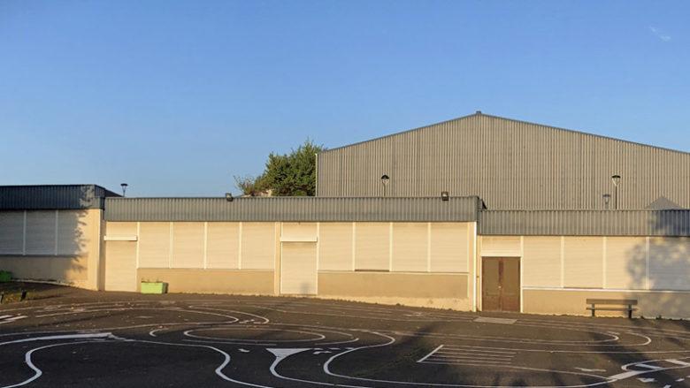Ancienne école Marcel Beaufour, où seront situés nos futurs locaux