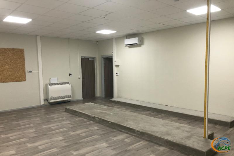 La salle future salle d'activités
