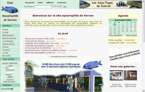Aquavernon - Version 5