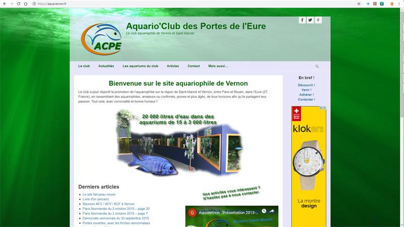 Aquavernon - Version 7