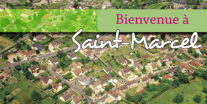 Bienvenue à Saint-Marcel