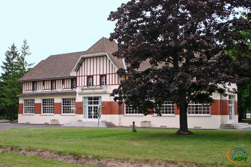Le bâtiment Mess-Hôtel du LRBA